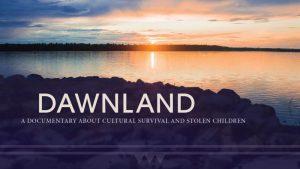 Dawnland poster